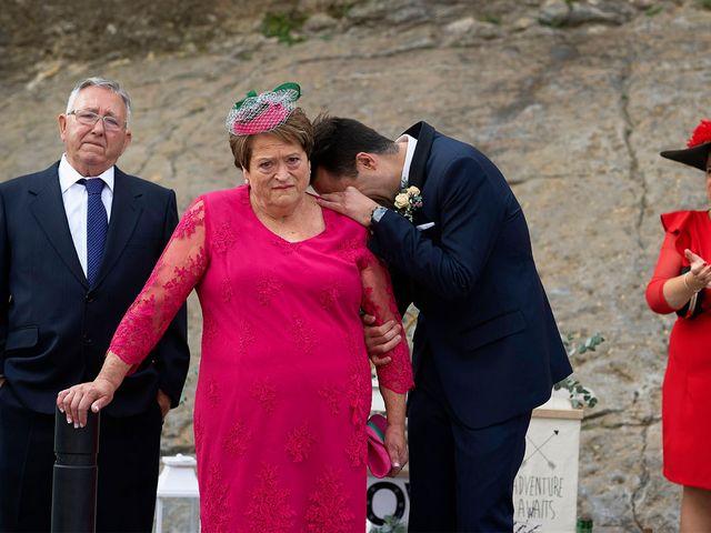La boda de Fran y Marta en Jerica, Castellón 35