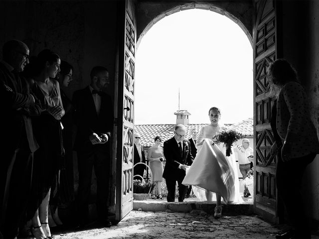 La boda de Fran y Marta en Jerica, Castellón 37