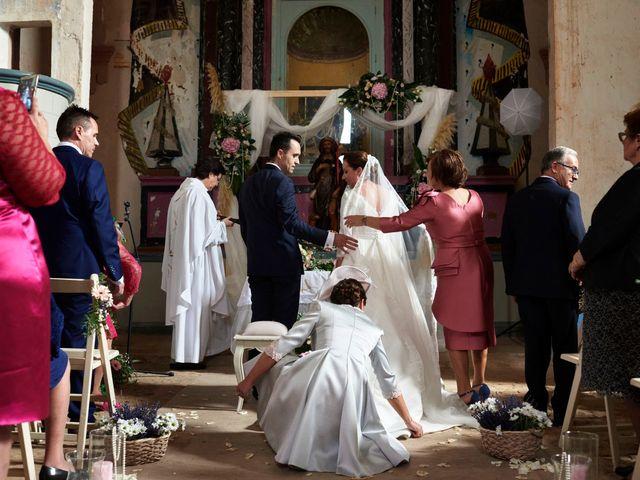 La boda de Fran y Marta en Jerica, Castellón 38