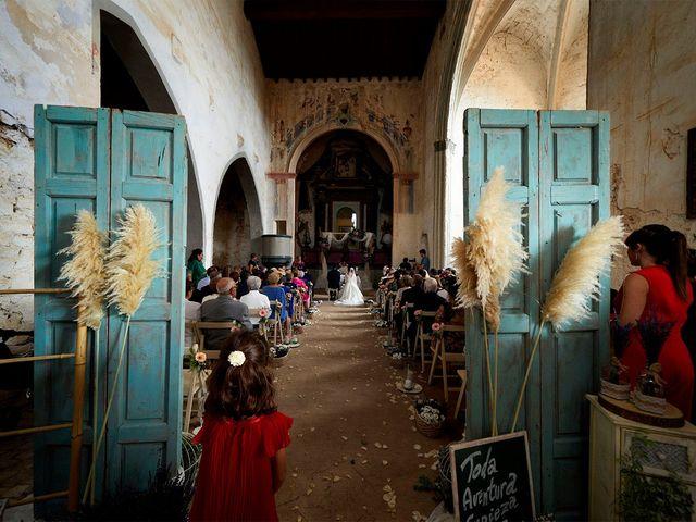La boda de Fran y Marta en Jerica, Castellón 40