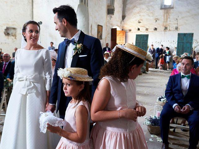 La boda de Fran y Marta en Jerica, Castellón 41