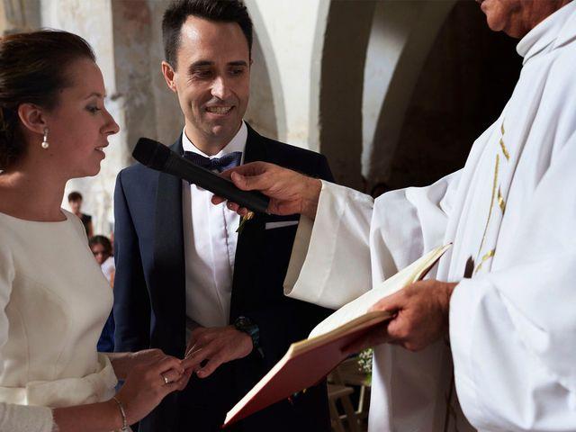 La boda de Fran y Marta en Jerica, Castellón 42