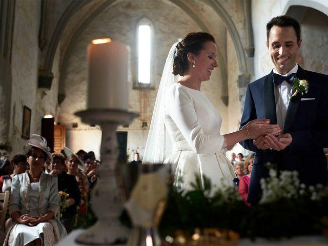 La boda de Fran y Marta en Jerica, Castellón 43