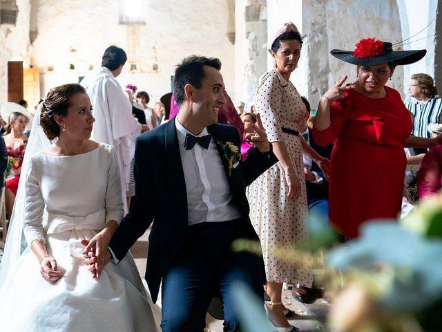 La boda de Fran y Marta en Jerica, Castellón 45