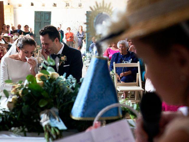 La boda de Fran y Marta en Jerica, Castellón 46