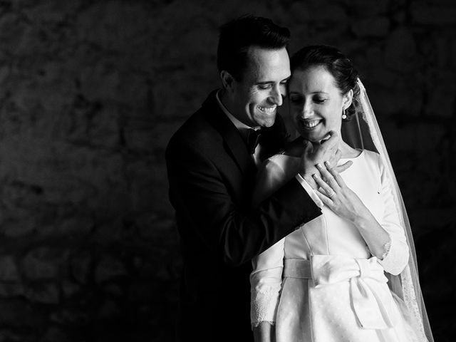 La boda de Fran y Marta en Jerica, Castellón 48
