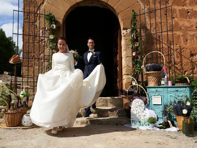 La boda de Fran y Marta en Jerica, Castellón 49