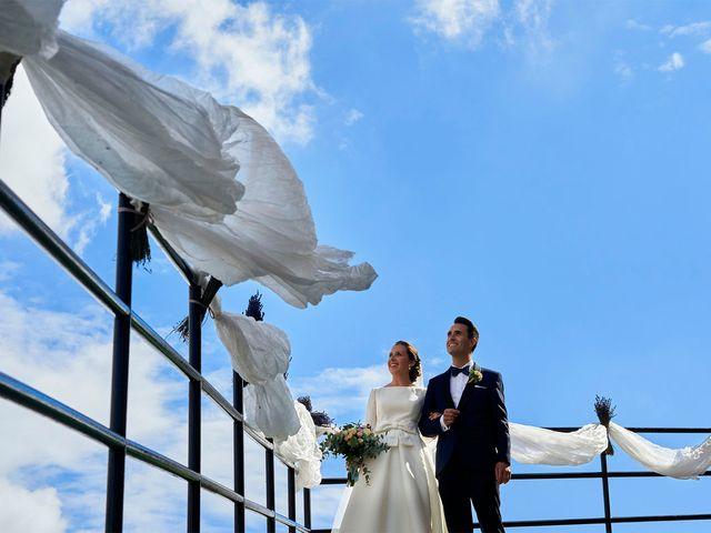 La boda de Fran y Marta en Jerica, Castellón 50