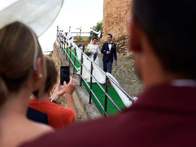 La boda de Fran y Marta en Jerica, Castellón 51