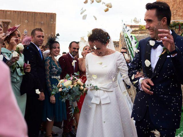 La boda de Fran y Marta en Jerica, Castellón 52