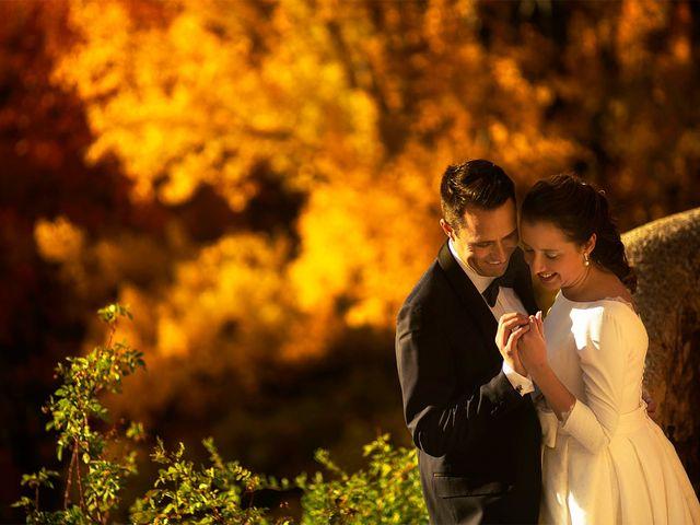 La boda de Fran y Marta en Jerica, Castellón 1
