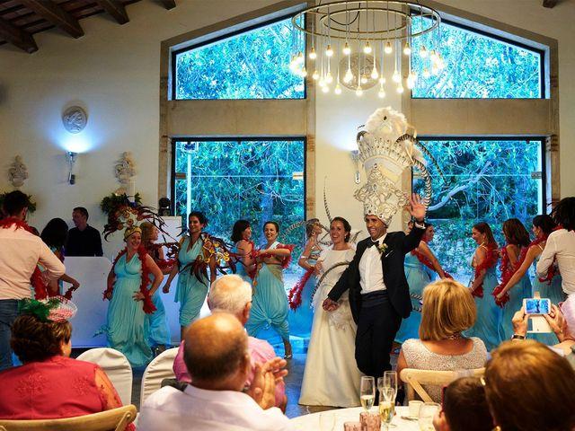 La boda de Fran y Marta en Jerica, Castellón 60