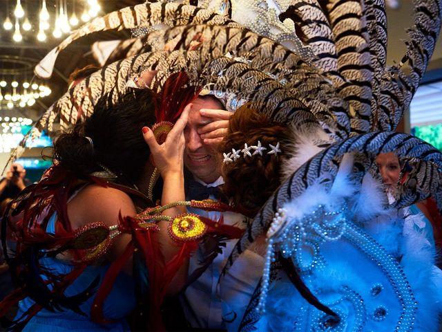 La boda de Fran y Marta en Jerica, Castellón 61