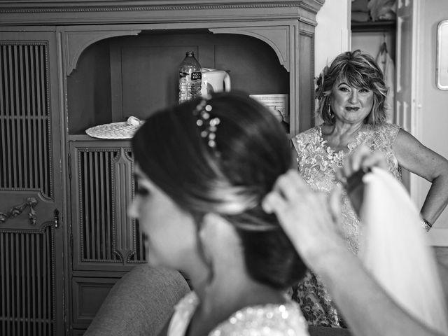 La boda de Julio y Alicia en Málaga, Málaga 14