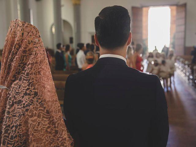 La boda de Julio y Alicia en Málaga, Málaga 25