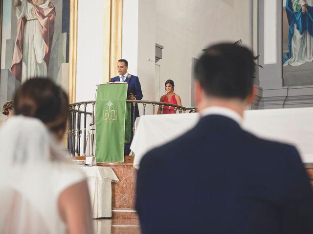 La boda de Julio y Alicia en Málaga, Málaga 26