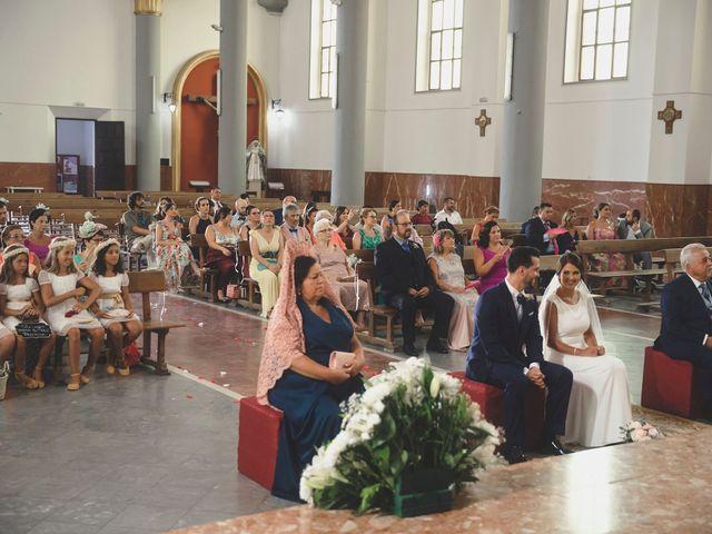 La boda de Julio y Alicia en Málaga, Málaga 27