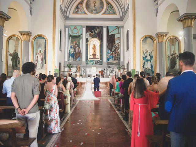 La boda de Julio y Alicia en Málaga, Málaga 28