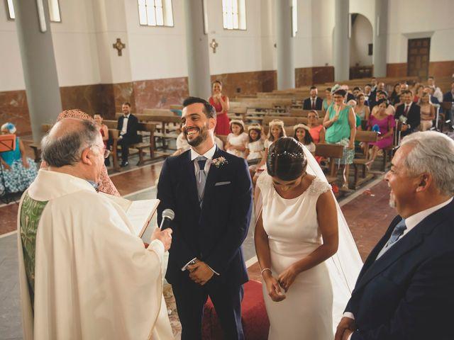 La boda de Julio y Alicia en Málaga, Málaga 29