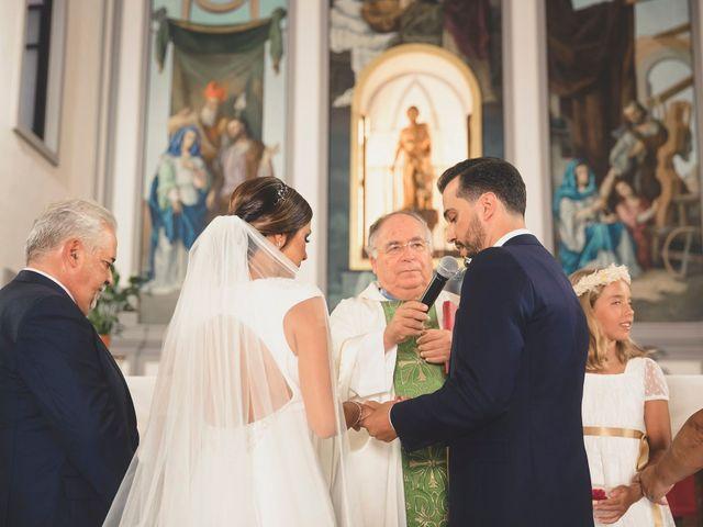 La boda de Julio y Alicia en Málaga, Málaga 31
