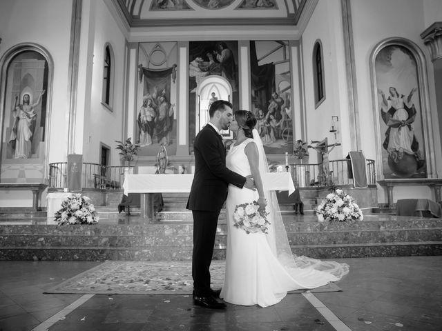 La boda de Julio y Alicia en Málaga, Málaga 32