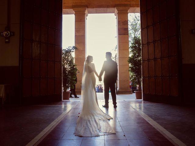 La boda de Julio y Alicia en Málaga, Málaga 33