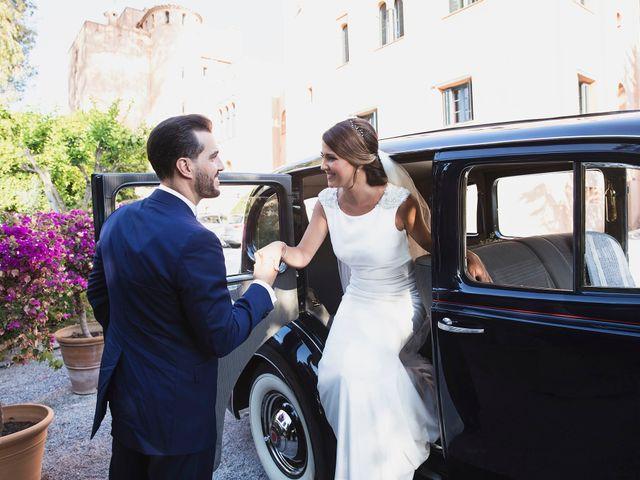 La boda de Julio y Alicia en Málaga, Málaga 36