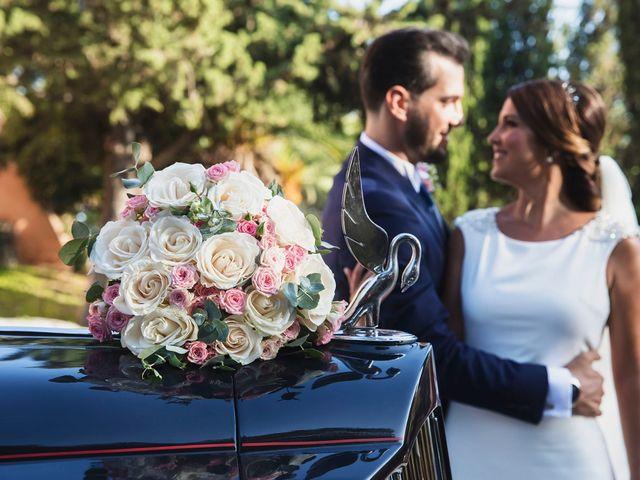 La boda de Julio y Alicia en Málaga, Málaga 37