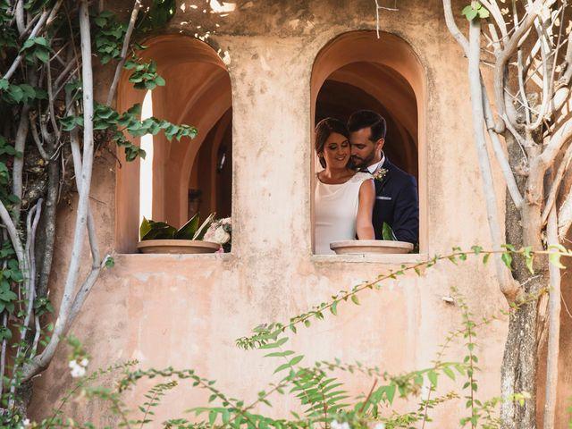 La boda de Julio y Alicia en Málaga, Málaga 39