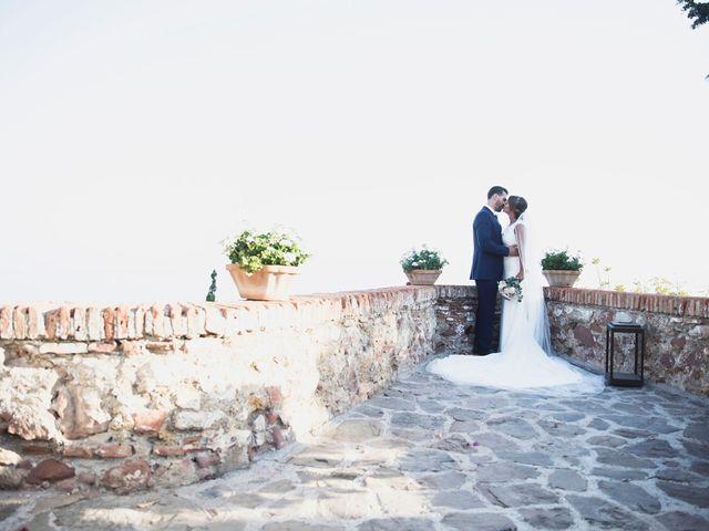 La boda de Julio y Alicia en Málaga, Málaga 40