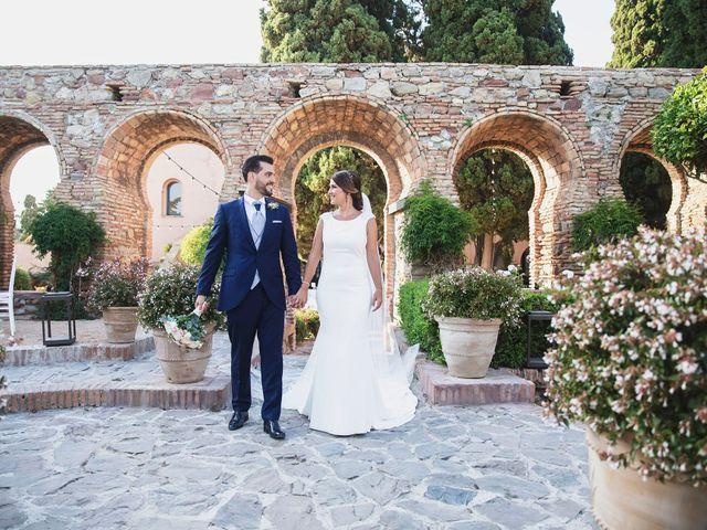 La boda de Julio y Alicia en Málaga, Málaga 41