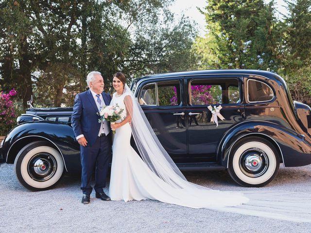 La boda de Julio y Alicia en Málaga, Málaga 45