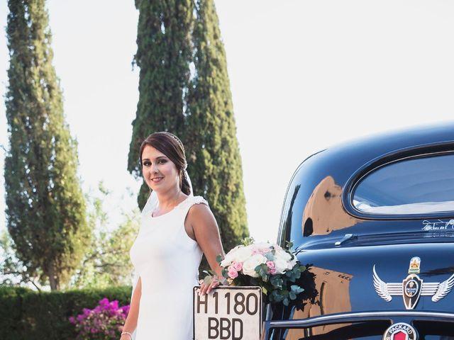 La boda de Julio y Alicia en Málaga, Málaga 46