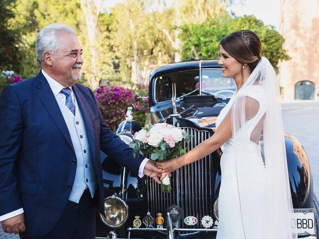 La boda de Julio y Alicia en Málaga, Málaga 47