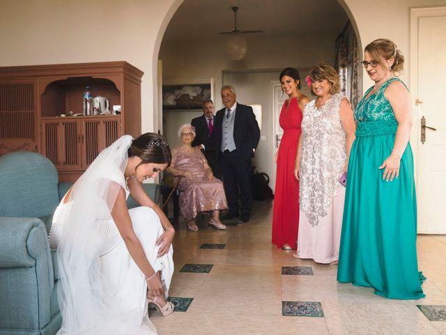 La boda de Julio y Alicia en Málaga, Málaga 50