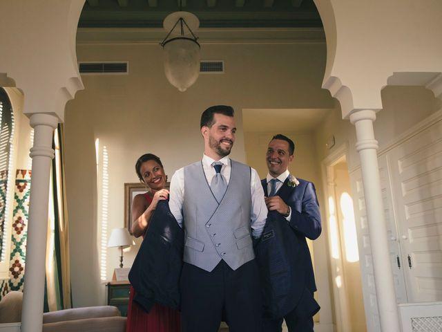 La boda de Julio y Alicia en Málaga, Málaga 55