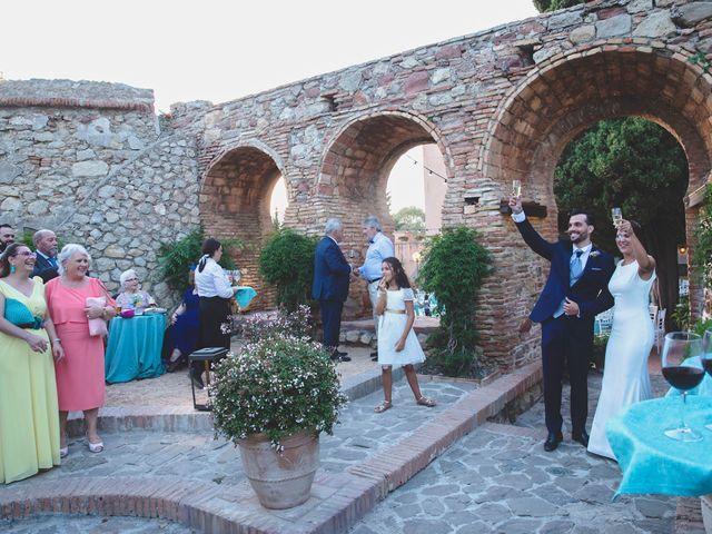 La boda de Julio y Alicia en Málaga, Málaga 61