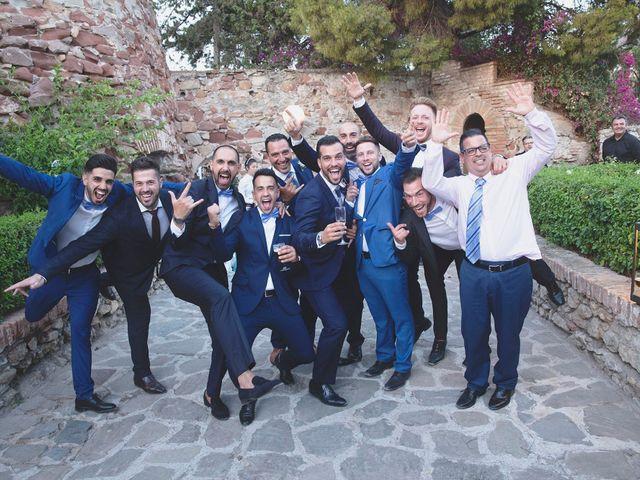 La boda de Julio y Alicia en Málaga, Málaga 62