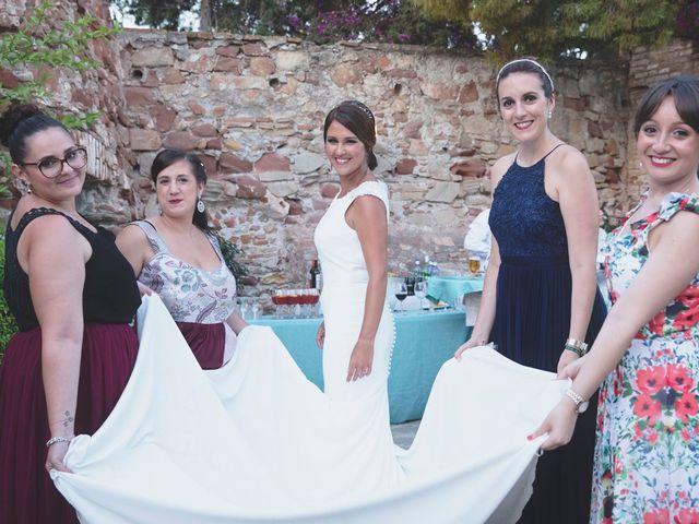 La boda de Julio y Alicia en Málaga, Málaga 63