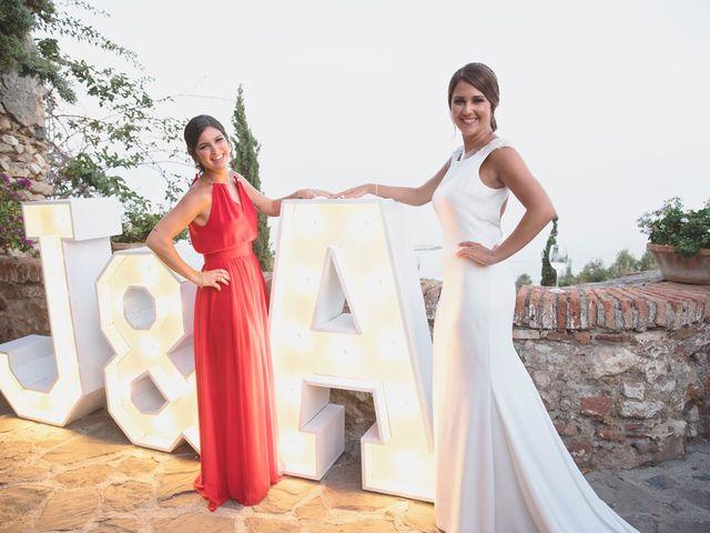 La boda de Julio y Alicia en Málaga, Málaga 64