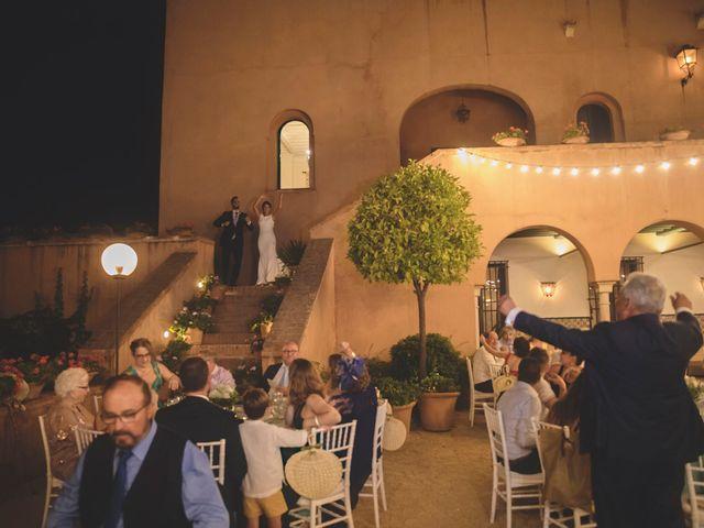La boda de Julio y Alicia en Málaga, Málaga 65