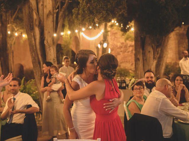 La boda de Julio y Alicia en Málaga, Málaga 68