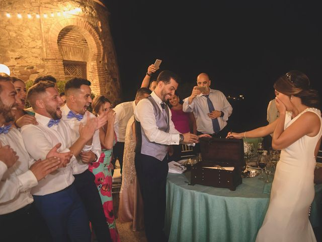 La boda de Julio y Alicia en Málaga, Málaga 71