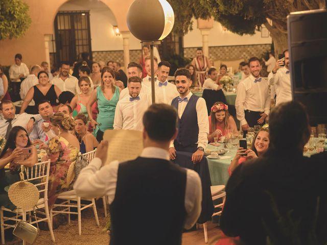 La boda de Julio y Alicia en Málaga, Málaga 72