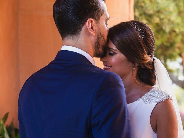 La boda de Julio y Alicia en Málaga, Málaga 2