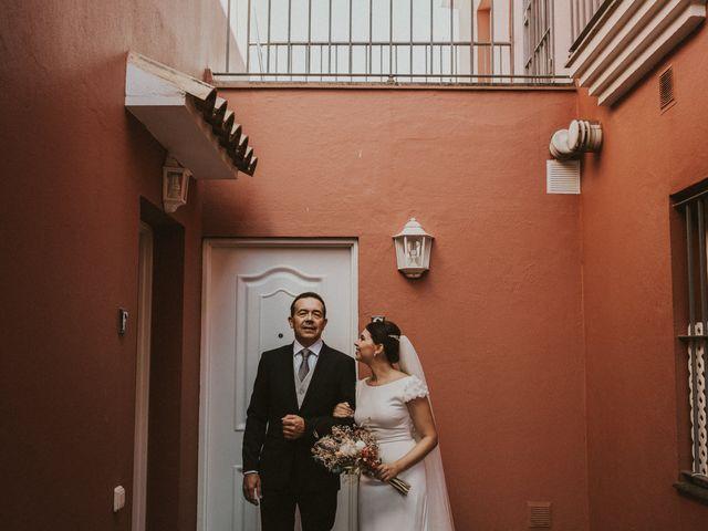 La boda de Adrian y Mamen en Jerez De La Frontera, Cádiz 4
