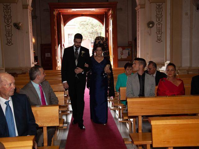 La boda de Mónica Mª y Pedro L. en Aljucer, Murcia 33