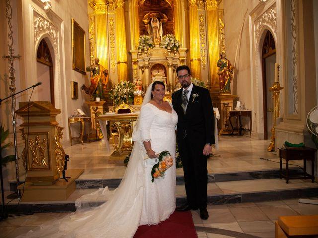 La boda de Mónica Mª y Pedro L. en Aljucer, Murcia 35