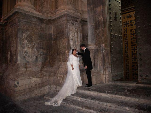 La boda de Mónica Mª y Pedro L. en Aljucer, Murcia 36