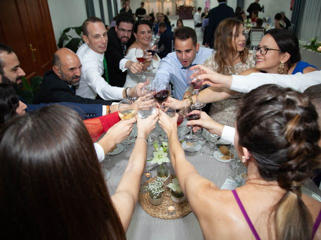 La boda de Mónica Mª y Pedro L. en Aljucer, Murcia 38